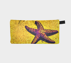 Star Track Multi Use Storage Pencil Case