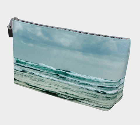 West Coast Tofino Makeup Travel Bag