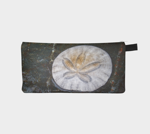 Came to Be Here Sand Dollar Multi Use Storage Pencil Case