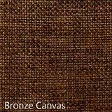Bronze Canvas fabric selection