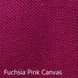 Fuchsia Pink Canvas Sample