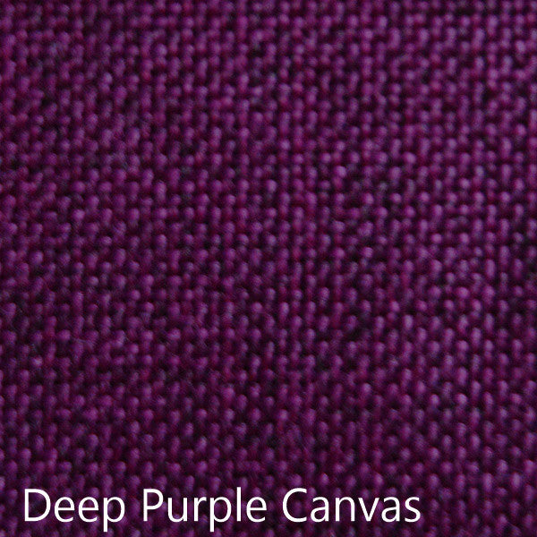 Deep Purple Canvas fabric selection