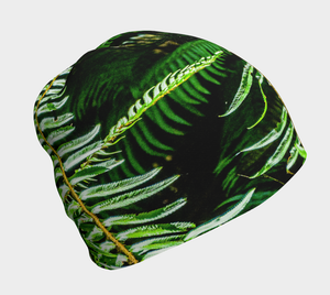 Rainforest Beanie by Roxy Hurtubise VanIsleGoddess.Com