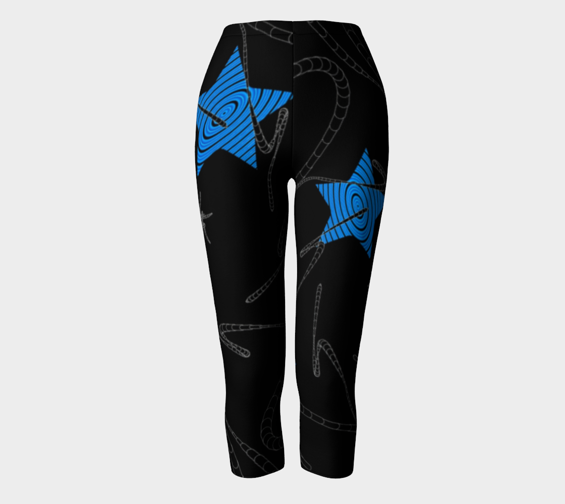 Night Star Capris Front