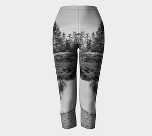 Big Beach Ucluelet Capris by Roxy Hurtubise full front