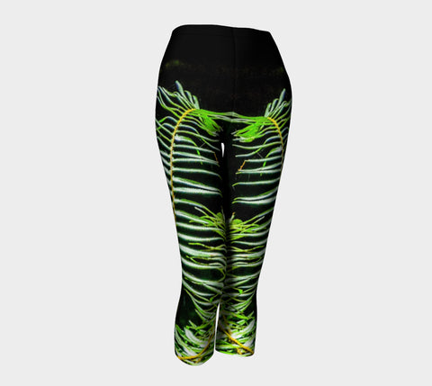 Rainforest Capris by Roxy Hurtubise front