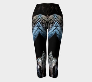 Driftwood Capris by Roxy Hurtubise full front