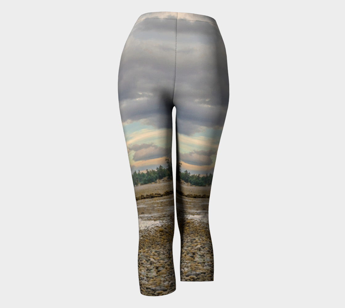 Miracle Beach Capris by Roxy Hurtubise back