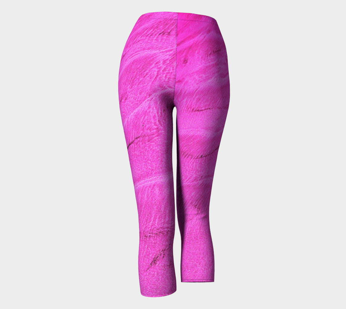 Pink Sand Capris by Roxy Hurtubise back