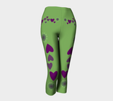 Heart Centered Capris by Roxy Hurtubise front