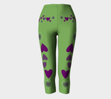 Heart Centered Capris by Roxy Hurtubise full front