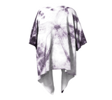 Sand Dollar Draped Kimono Back by Van Isle Goddess of Vancouver Island
