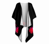 Activated Draped Kimono by Roxy Hurtubise Front