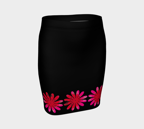 Activated Fitted Skirt by Roxy Hurtubise Front