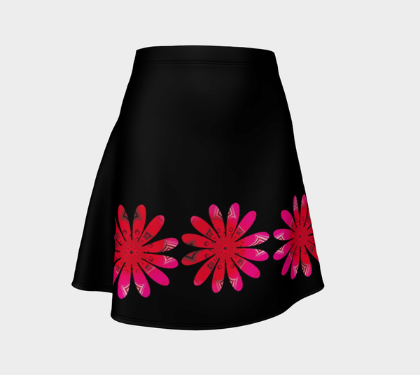 Activated Flare Skirt by Roxy Hurtubise Front