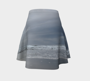 Cox Bay Afternoon Flare Skirt by Roxy Hurtubise Back