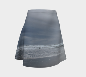 Cox Bay Afternoon Flare Skirt by Roxy Hurtubise Front