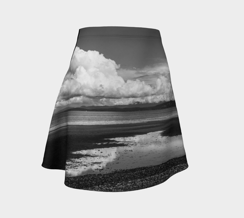 Parksville Beach Flare Skirt by Roxy Hurtubise Front
