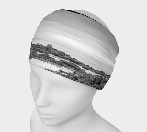 Big Beach Ucluelet Headband by Roxy Hurtubise