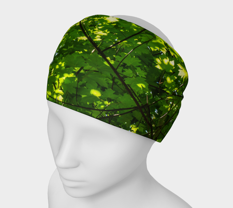 Canopy of Leaves Headband by Roxy Hurtubise