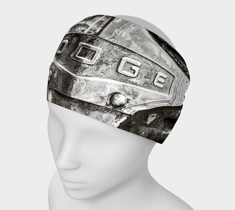 Dodge Girl II Headband by Roxy Hurtubise