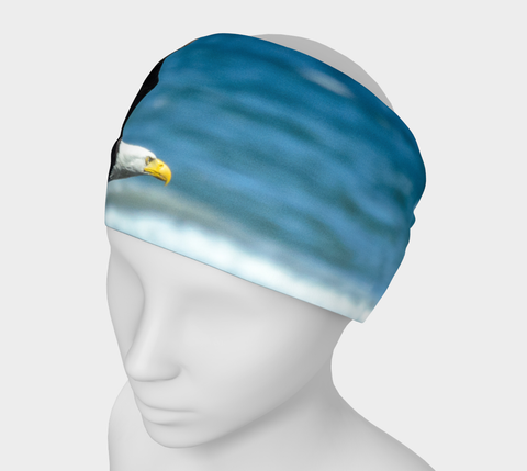 Fly Like An Eagle Headband by Roxy Hurtubise VanIsleGoddess.Com