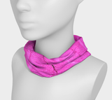 Pink Sand Headband by Roxy Hurtubise VanIsleGoddess.Com neck