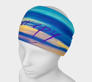 Soul Therapy Headband by Roxy Hurtubise VanIsleGoddess.Com