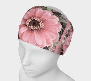 Floral Delight Headband by Roxy Hurtubise VanIsleGoddess.Com