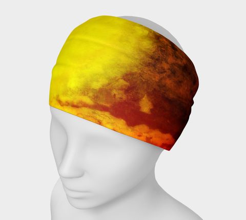 Sunrise Headband by Roxy Hurtubise VanIsleGoddess.Com