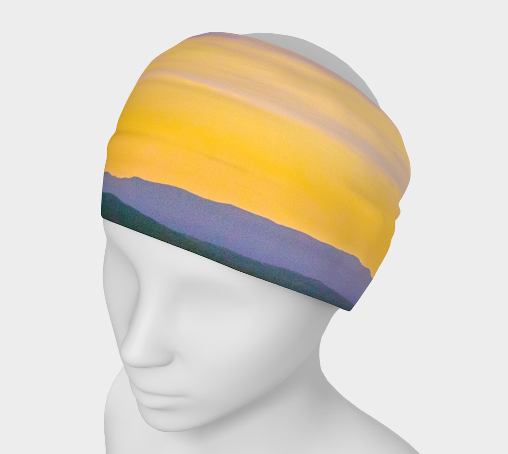 Magic Morning Headband by Roxy Hurtubise VanIsleGoddess.Com