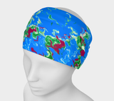 Summer Air Headband by Roxy Hurtubise VanIsleGoddess.Com