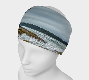 McKenzie Beach Tofino Headband by Roxy Hurtubise VanIsleGoddess.Com