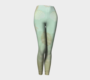 Island Goddess Leggings by Van Isle Goddess of Vancouver Island