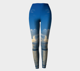 Qualicum Beach Leggings Front