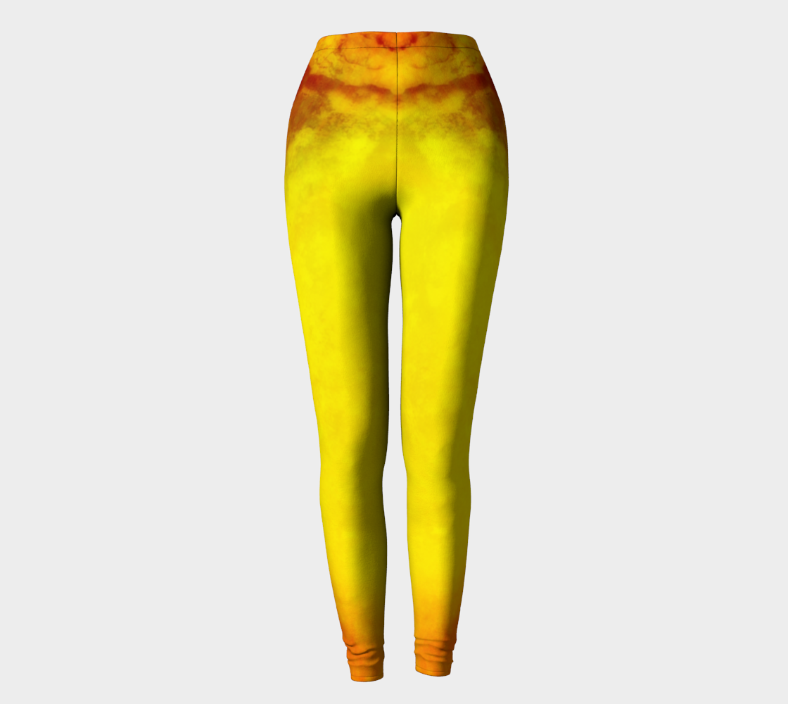 Sunrise Leggings Front