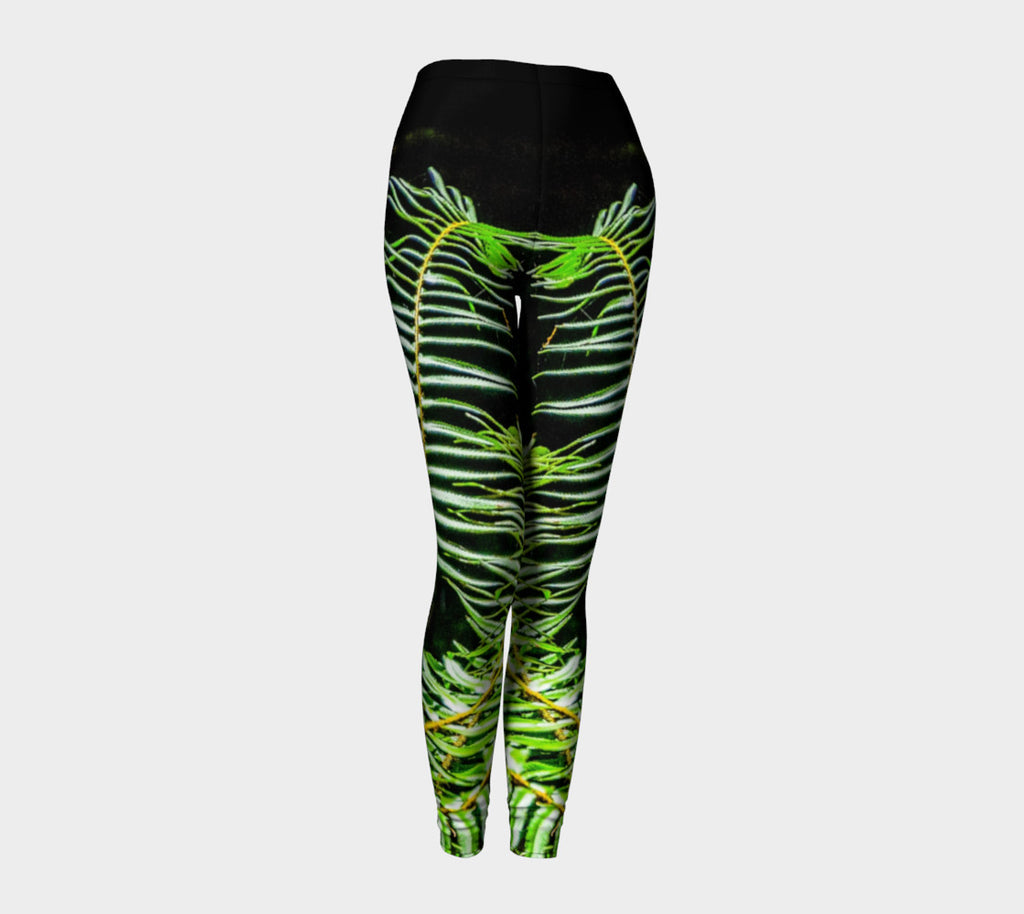 Rainforest Leggings by Roxy Hurtubise front
