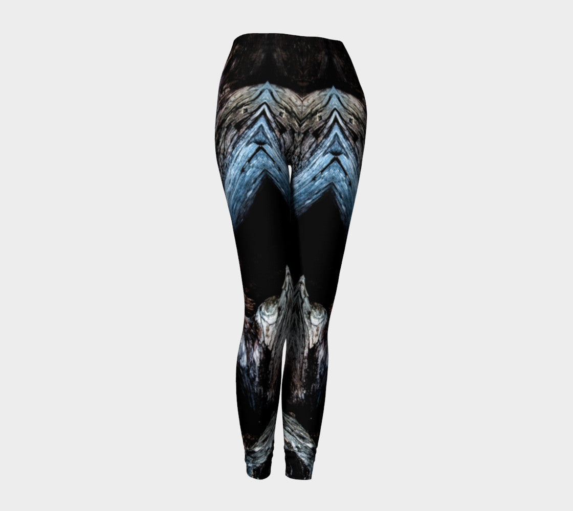Driftwood Leggings by Roxy Hurtubise Front