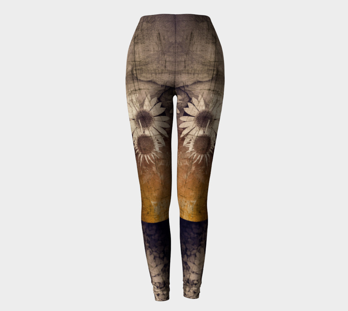 Island Summer Leggings by Roxy Hurtubise full front