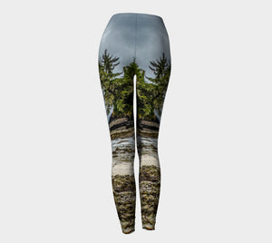 McKenzie Beach Leggings by Roxy Hurtubise back