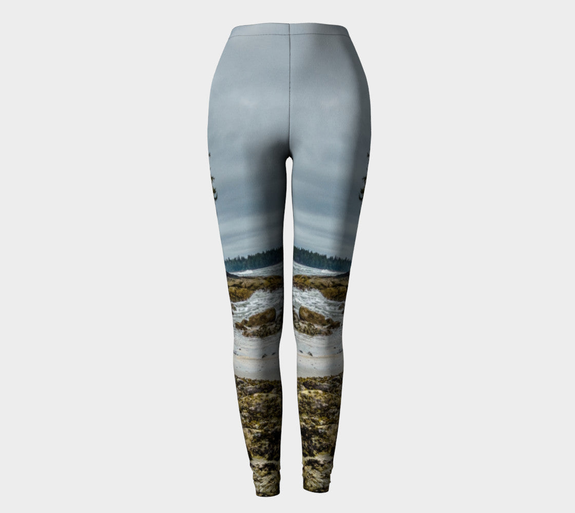 McKenzie Beach Leggings by Roxy Hurtubise full front