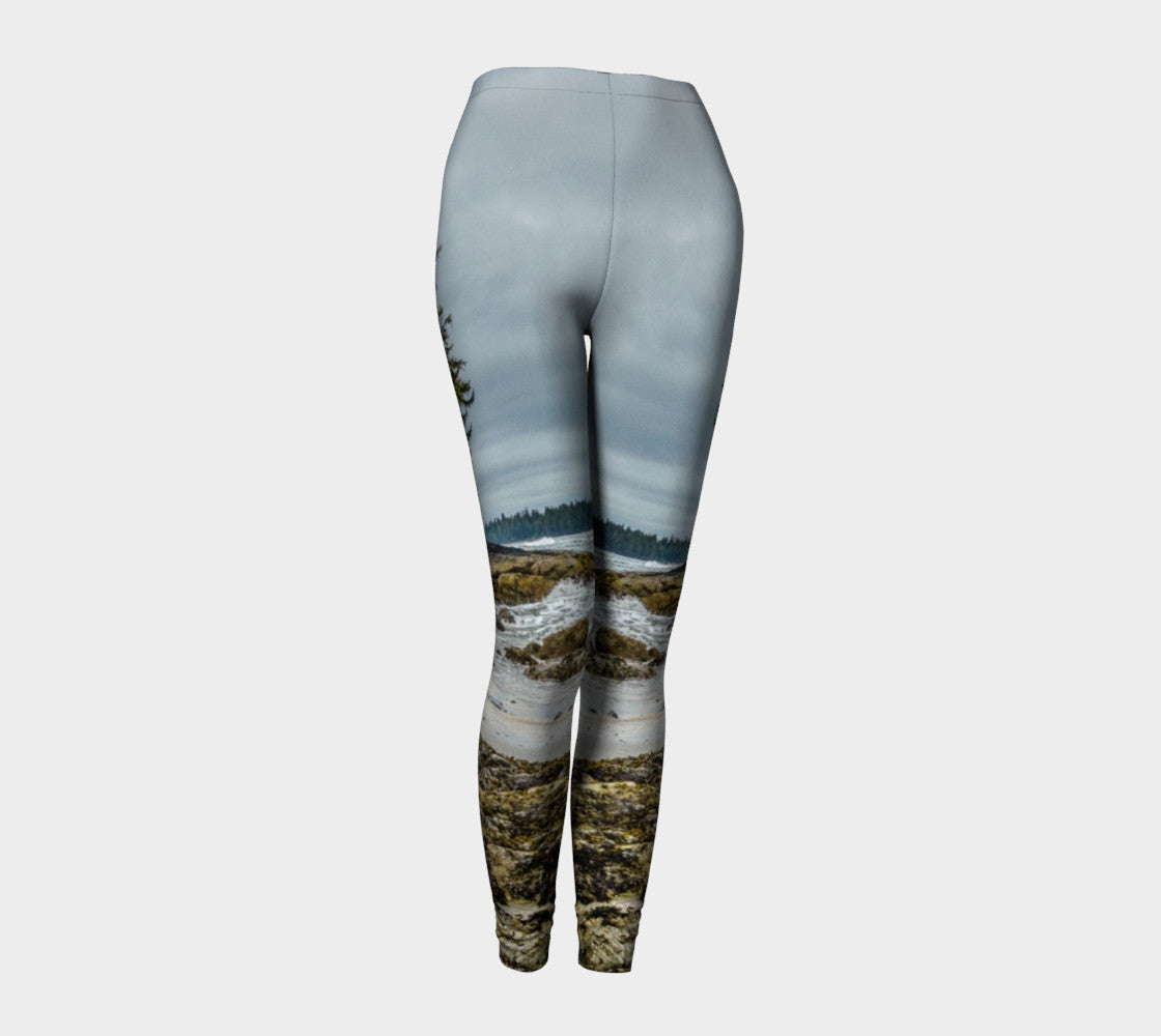 McKenzie Beach Leggings by Roxy Hurtubise front