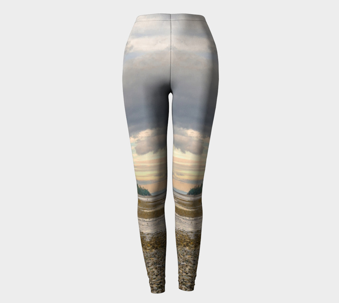 Miracle Beach Leggings by Roxy Hurtubise full front
