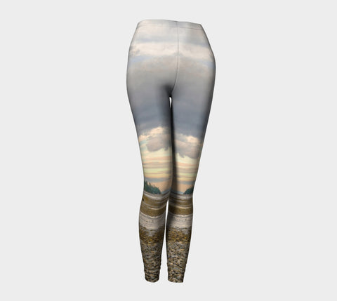 Miracle Beach Leggings by Roxy Hurtubise front