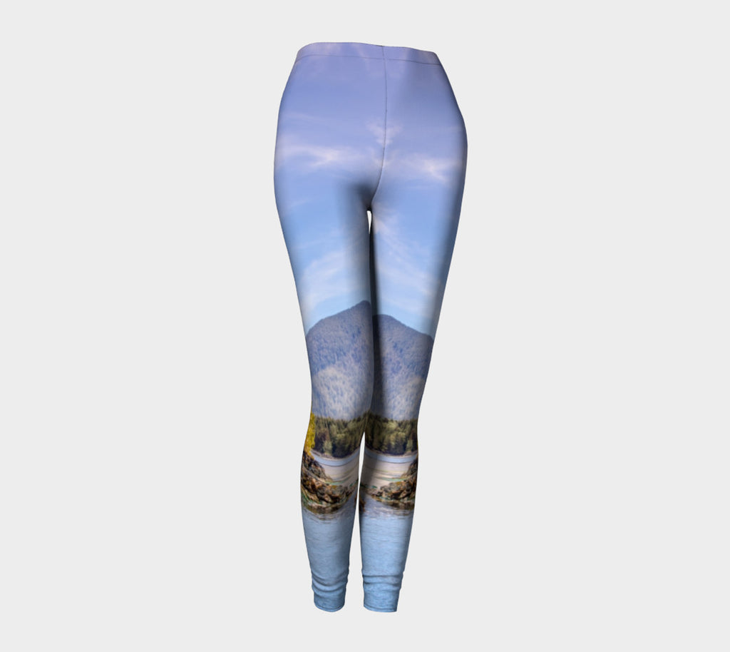 Tofino Inlet Leggings by Roxy Hurtubise front