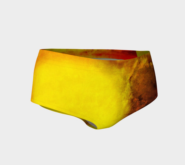 Sunrise Mini Shorts by Roxy Hurtubise vanislegoddess.com front