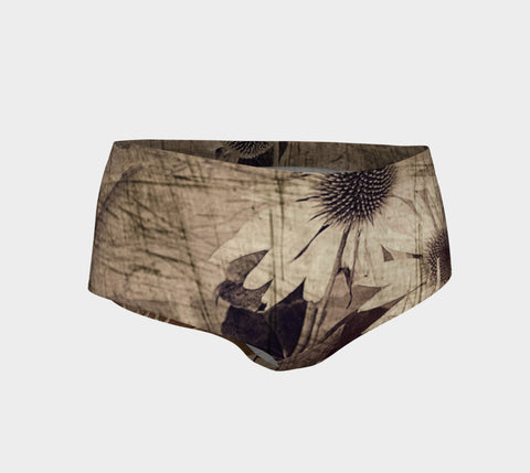 Island Summer Mini Shorts by Roxy Hurtubise vanislegoddess.com front