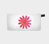 Activated In White II Pencil Case by Roxy Hurtubise