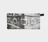 Dodge Girl Pencil Case by Roxy Hurtubise vanislegoddess.com