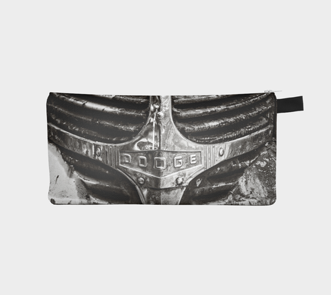 Dodge Girl II Pencil Case by Roxy Hurtubise vanislegoddess.com